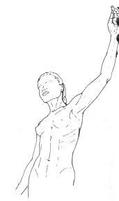 Abducción de hombro
