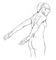 Retropulsión para el hombro